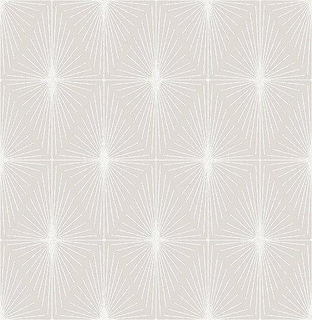 Papel De Parede Twist 10x0.52m Geometrico Bege