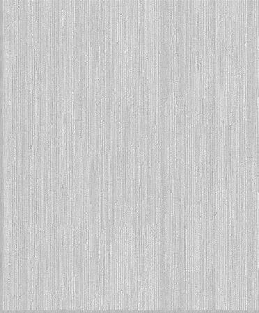 Papel De Parede Rumba 10x0.53m Textura Cinza Claro