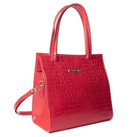 Bolsa Shopper Vermelha