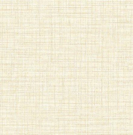 Papel De Parede Energy 10x0.52m Linho Amarelo