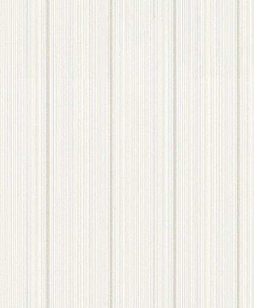 Papel De Parede Joy 10x0.53m Listra Branco/Bege