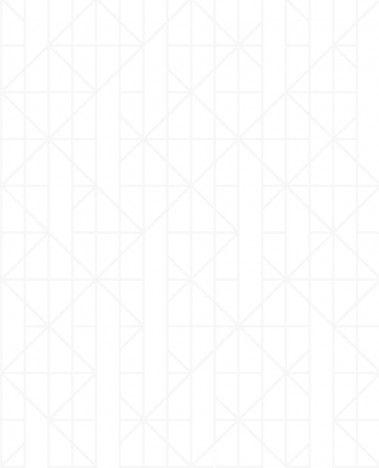 Papel De Parede Pop 10x0.52m Geometrico Metalizado/Branco