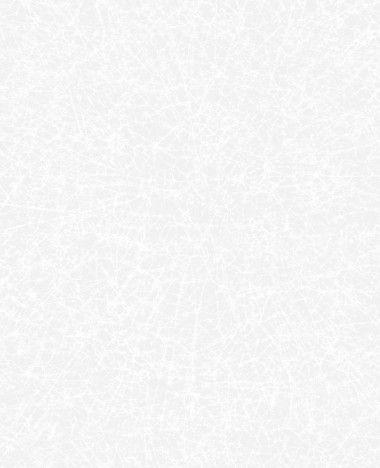Papel De Parede Pop 10x0.52m Craquelado Branco/Metalizado
