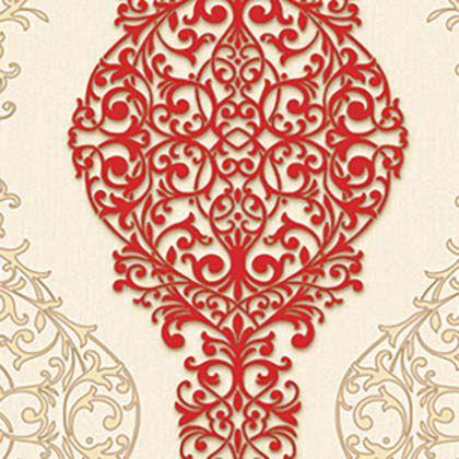Papel De Parede Blossom Vinílico  1,06 X 15M Arabesco 810232