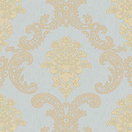 Papel De Parede Blossom Vinílico  1,06 X 15M Arabesco 810263