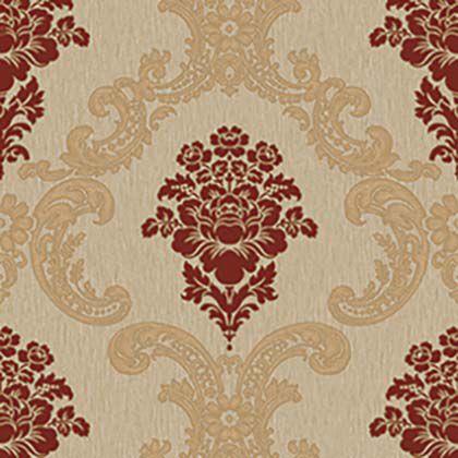 Papel De Parede Blossom Vinílico  1,06 X 15M Arabesco 810264