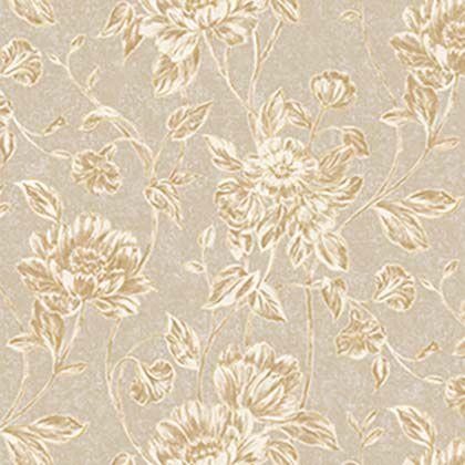Papel De Parede Blossom Vinílico  1,06 X 15M Flores 810234