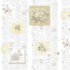 Papel De Parede Blossom Vinilico  1,06 X 15M Florido 820183