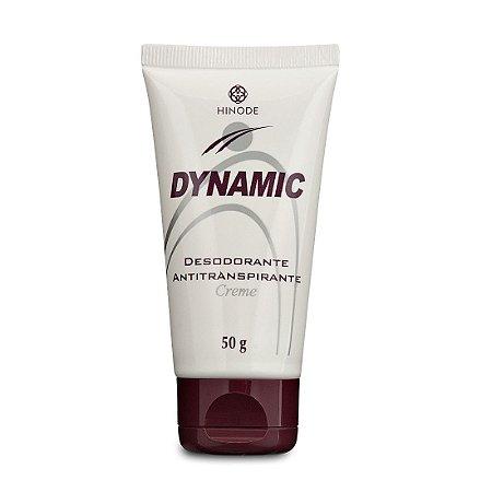 Dynamic Desodorante Antitranspirante em Creme Bisnaga