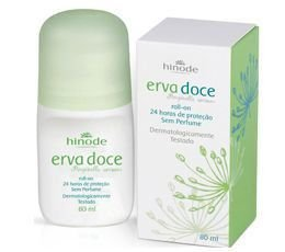 Erva Doce Desodorante Antitranspirante Roll-On