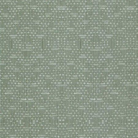 Papel De Parede Classique Tecido Verde Escuro 2818
