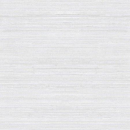 Papel De Parede Relevos Palha Coreana Branco 3401