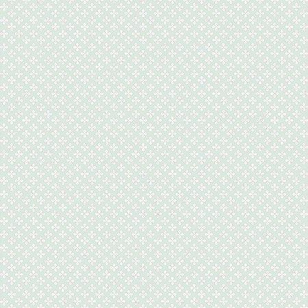 Papel De Parede Renascer Clover Verde 6224