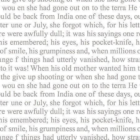 Papel De Parede Renascer Texto London 6227