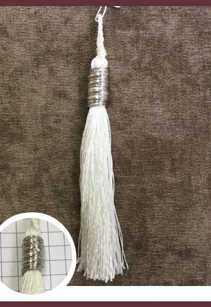 Abraçadeira p/ Cortina Pingente Luba Tassel 14 204 Simples