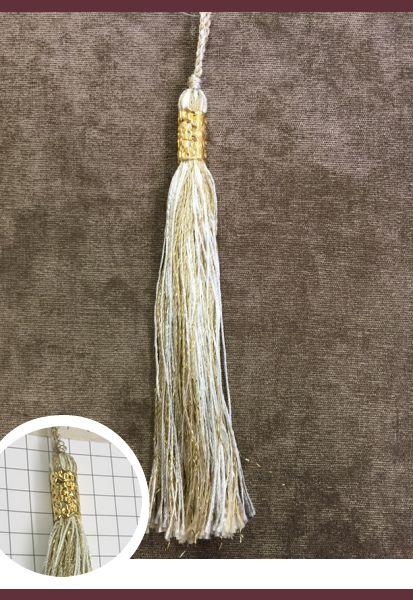 Abraçadeira p/ Cortina Pingente Luba Tassel 1487 Simples
