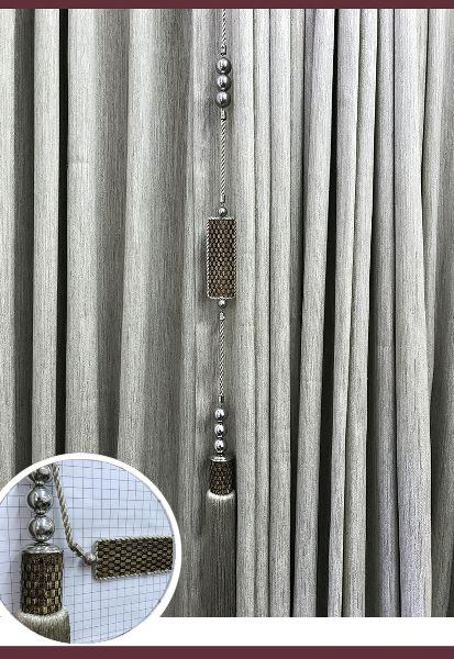 Abraçadeira p/ Cortina Pingente Luba Veneza  10