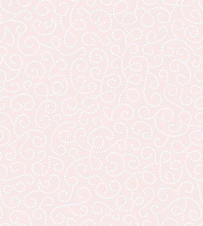 Papel De Parede Renascer Arabesco Rosa 6256