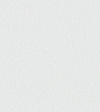 Papel De Parede Renascer Arabesco Cinza 6257