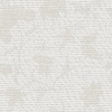 Papel De Parede Natural Flores e Ramos Cinza 1400