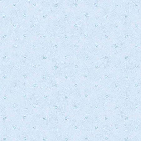 Papel de Parede Patinhas Azul cuentos 7801-1