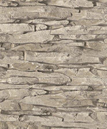 Papel de Parede 3D Pedras  Mambo 0401300616