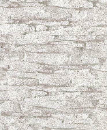 Papel de Parede 3D Pedras  Mambo 0401300617