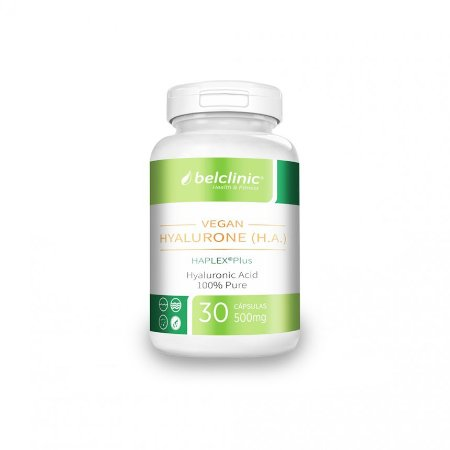 Vegan Hyalurone (100% H.A - Haplex) - em Cápsulas - Único