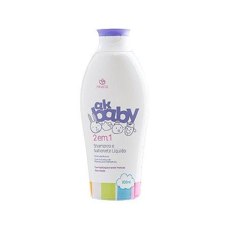 AKBABY Shampoo 2em1