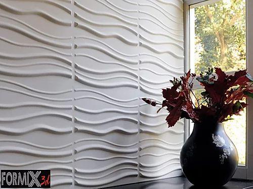 Revestimento Decorativo Placas 3D Vivara 1 mt²