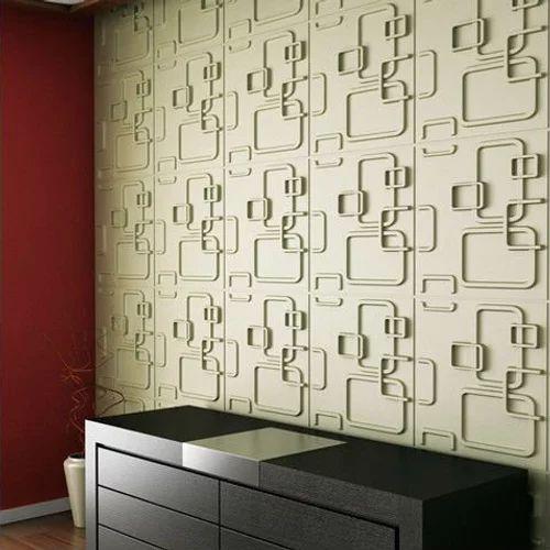 Revestimento Decorativo Placas 3D Tavolara 1 mt²