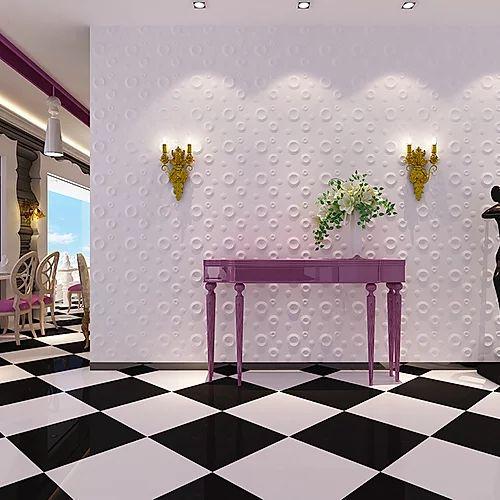 Revestimento Decorativo Placas 3D   Mazzorbo 1mt²