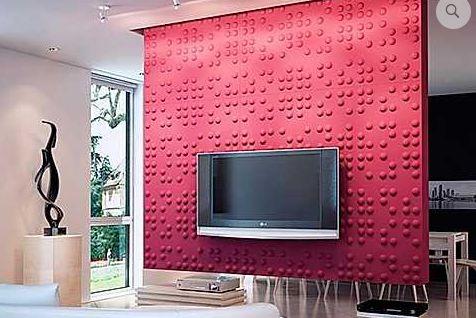Revestimento Decorativo Placas 3D  Ponza 1 mt²