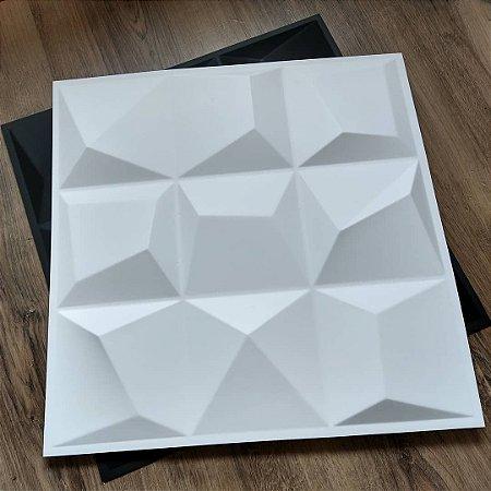 Placas de Revestimentos 3D PVC - Toquio Autoadesiva fita 3M - Linha POP