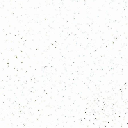 Papel de Parede Infantil Poá Miudo- Coleção Brincar 3620