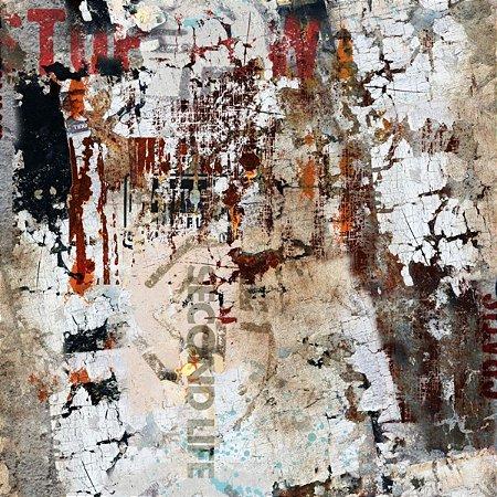 Papel de Parede Pintura Abstrata - Coleção Brincar 3647