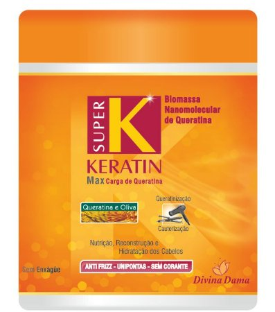 Super K Keratin Creme 500 g
