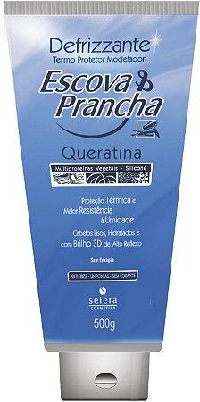 Escova & Prancha Defrizzante 500 g Bisnaga