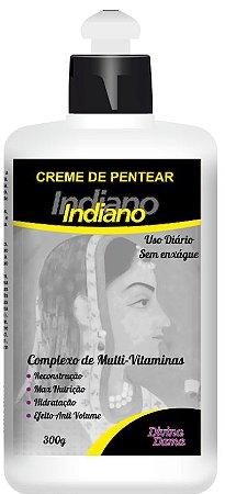 Indiano Creme de Pentear  300Gr.