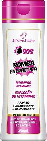 SOS Bomba Energética Shampoo 350ml