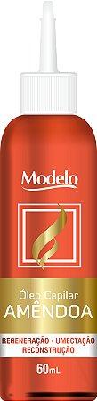 Modelo Oleo de Amêndoa 60ml