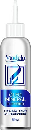 Modelo Oleo Mineral 60ml