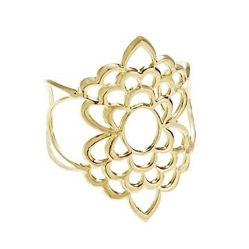 Bracelete Folheado Hera