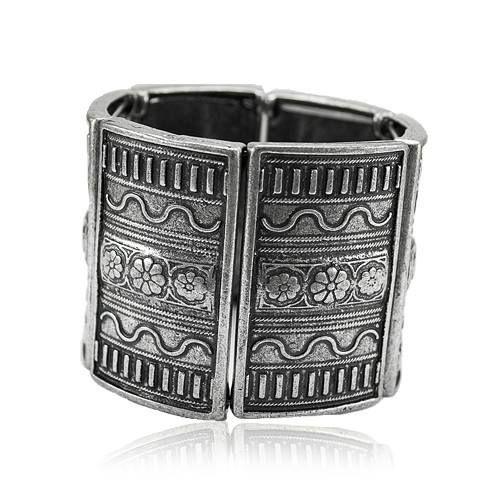 Bracelete Boho Flores