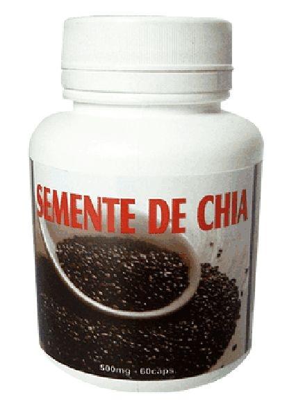 SEMENTE DE CHIA 60 CAPS 600mg