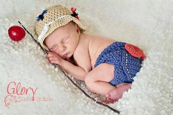 Newborn Pequeno Pescador