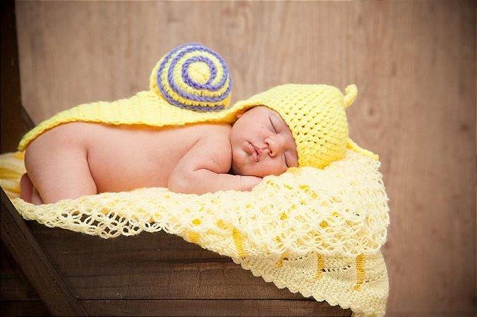 Conjunto Newborn Modelo Caracol