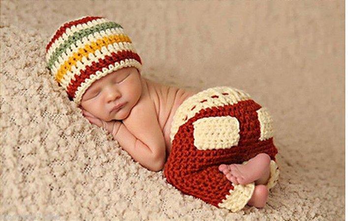 Conjunto Newborn Caio