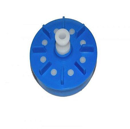 Rotor Magnético Para Refresqueira De Suco Bras Azul