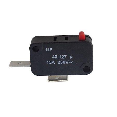 Micro Switch s/ Haste 5A NA - Para Bebedouro BDF IBBL